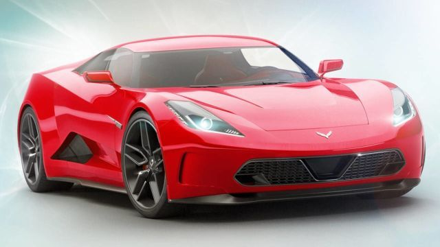 Mid-Engine Corvette: Everything We Think We Know