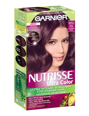 Ultra Color Br3 Intense Burgundy Did It And I Love It Even