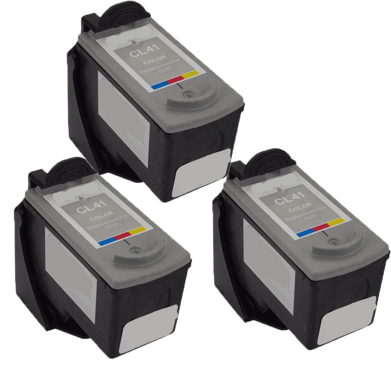 N CL-41 Compatible Inkjet Cartridge For JX200 MP140 MP150 MP160 MP170 MP180 MP190 MP210 MP450 MP460 MP470 MX300