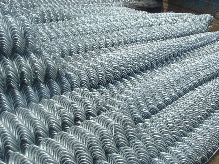 used Chain link fence for sale(direct factory )