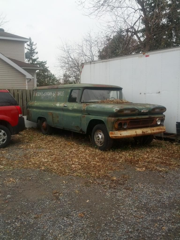 Chevrolet Panel Delivery Classic Pickup Trucks Old Pickup Trucks Chevy Trucks