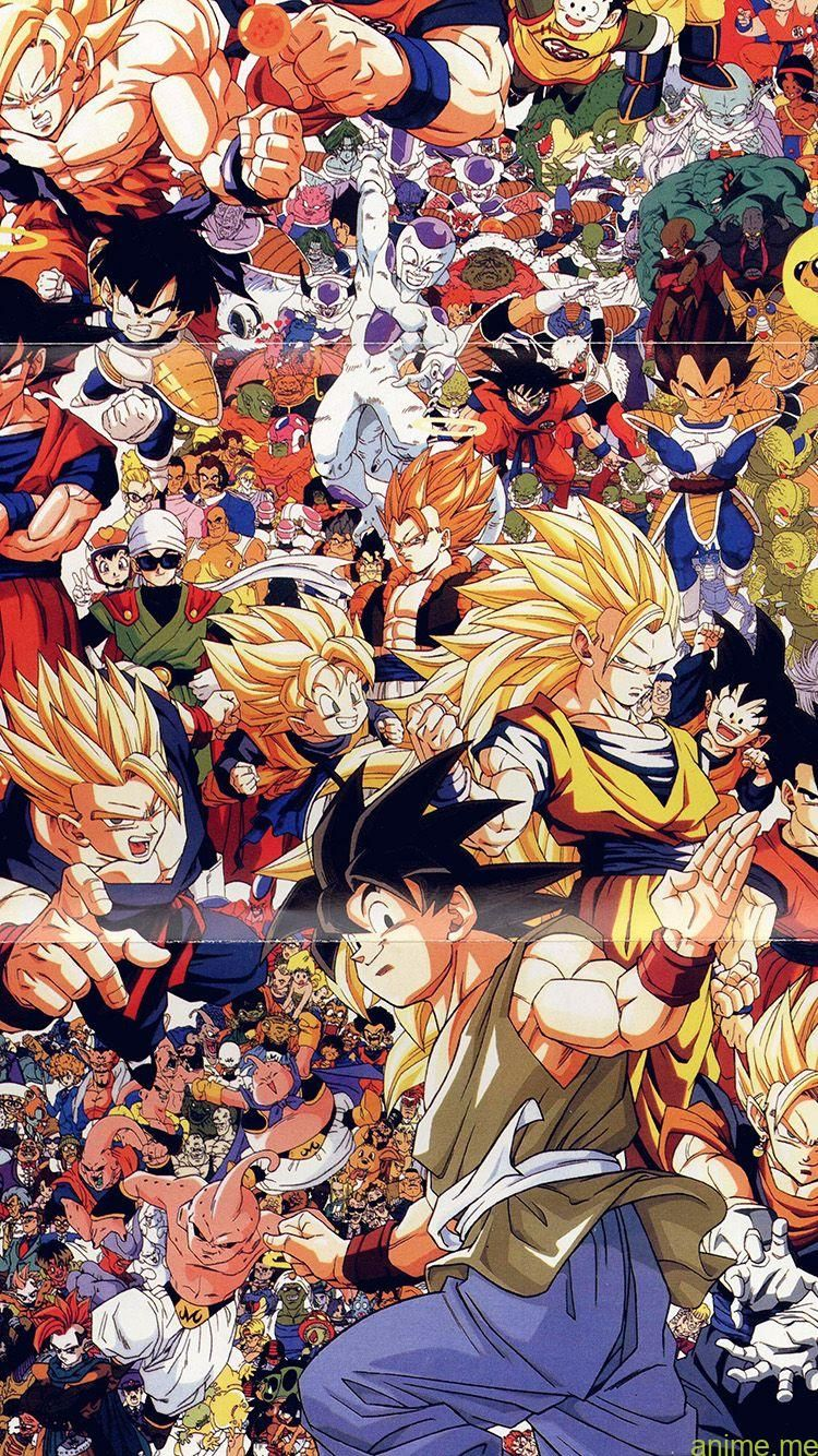 21 High Dragon Ball Z Wallpaper for Your iPhone and