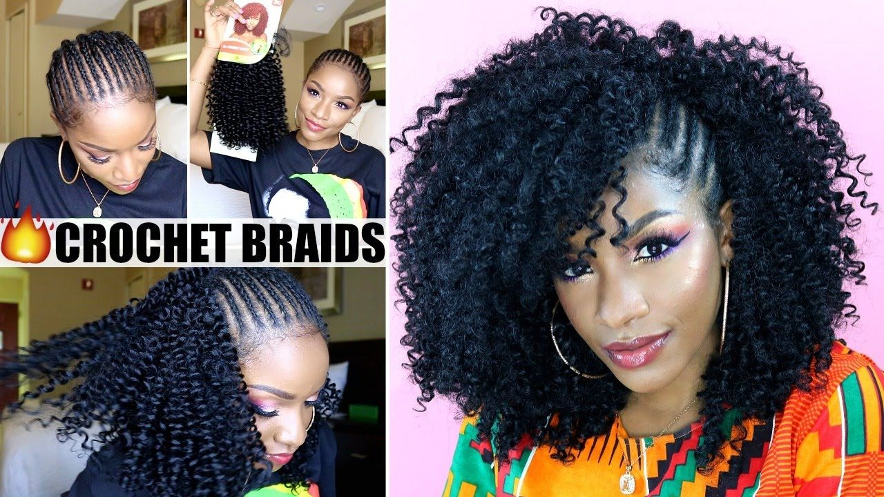 Https Www Youtube Com Watch V Vevr2pcpwdc Crochet Hair Styles Braided Hairstyles Tutorials Hair Styles