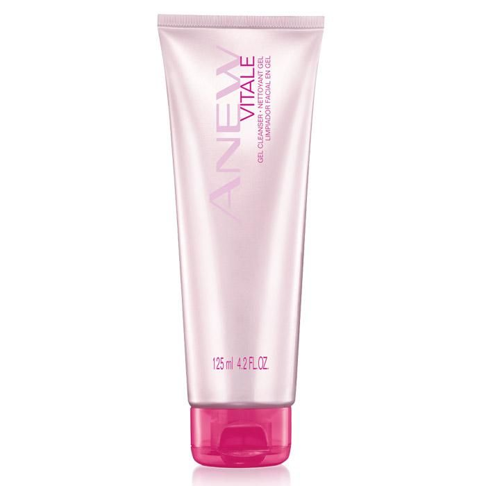 Skin Feels Invigorated With Avon S Anew Vitale Gel Cleanser On Special In Campaign 15 Www Deannasbeautyshop Com Gel Cleanser Avon Skin Care Facial Cleanser