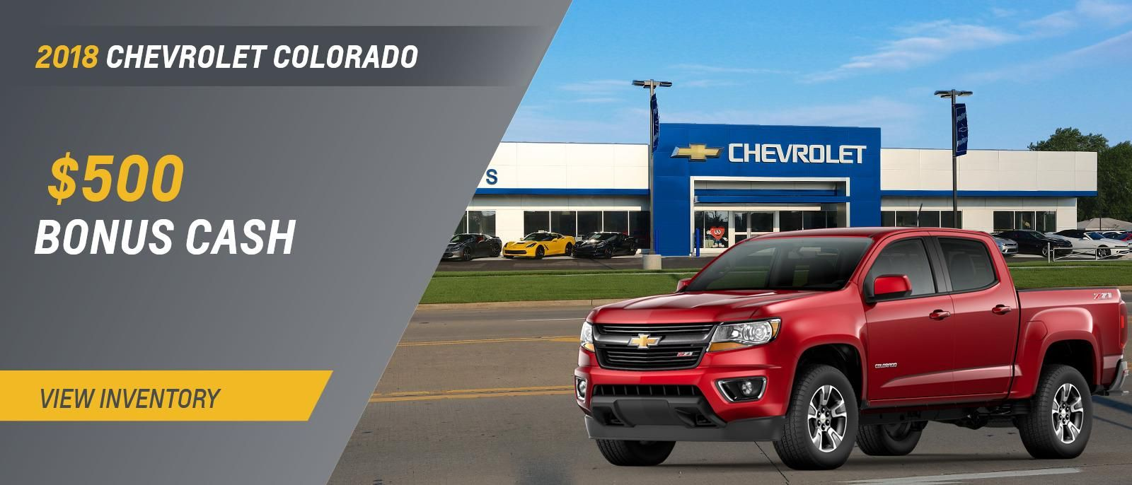 2018 Chevy Bonus Silverado 1500 Deals Offers Specials