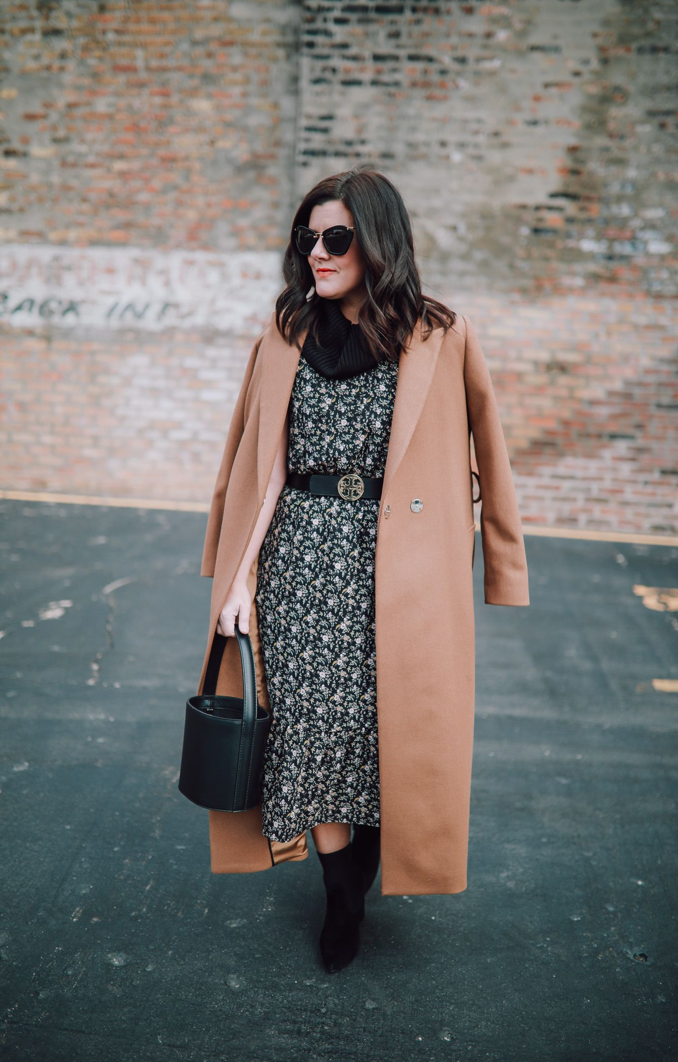 How To Style Your Summer Dress For Winter Giveaway Fashion London Fashion Bloggers Top Fashion Bloggers [ 2100 x 1341 Pixel ]