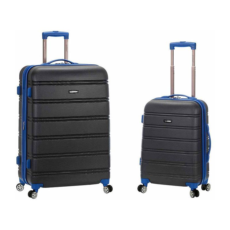 cd81348dd Rockland Melbourne 2-pc. Hardside Spinner Luggage Set | Products ...