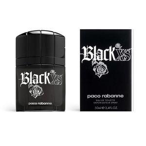 Paco Rabanne Black Xs Eau De Toilette Spray 50ml Paco Rabanne Perfume Paco Rabanne Perfume