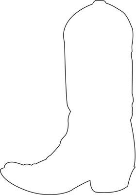 "boot pattern---maybe ""design your own cowboy/cowgirl boot ..."