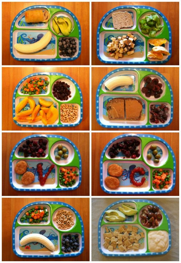 Easy veggie recipes for toddlers