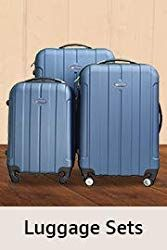 e25db7170e Luggage   Bags Online   Buy Luggage Bags   Travel Accessories Online in  India - Amazon