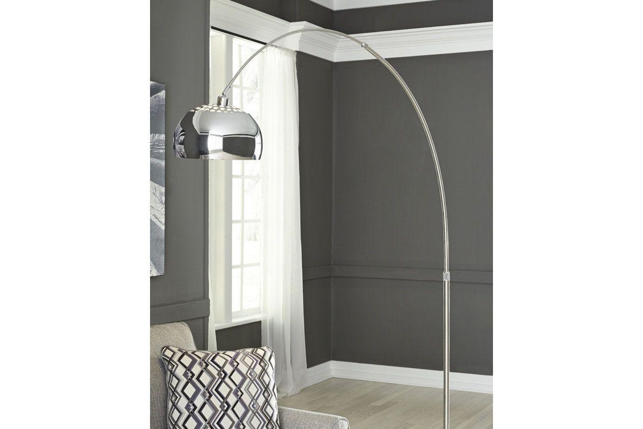 Osasco Arc Lamp Ashley Furniture HomeStore Arc floor
