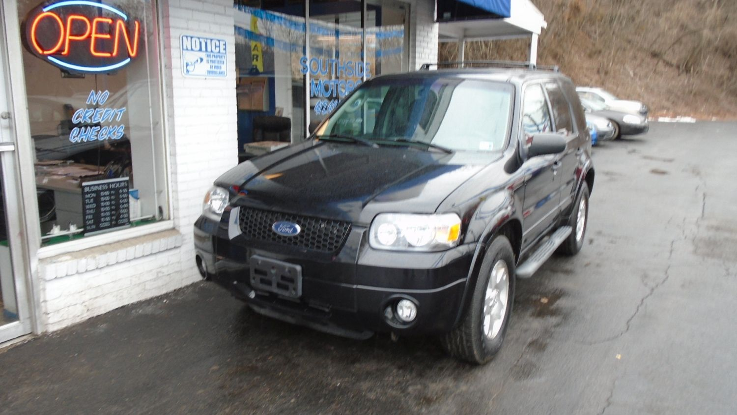 2007 Ford Escape Xlt V6 Alloys And A Sunroof Used Cars Car