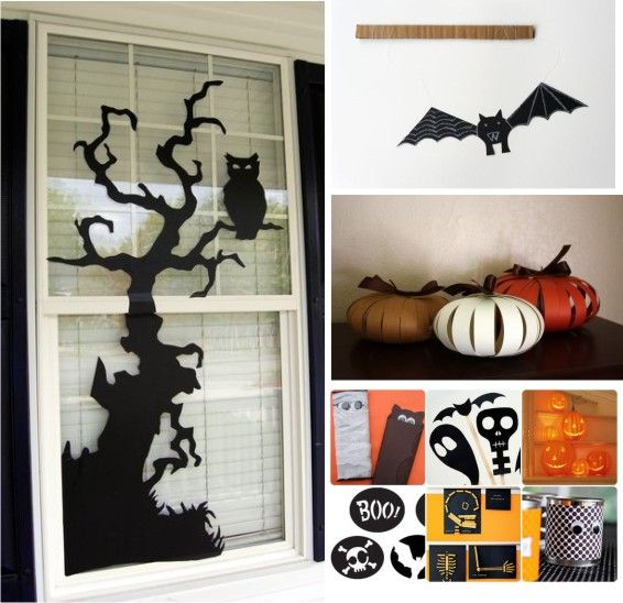 Manualidades para decorar para halloween buscar con for Articulos decoracion halloween