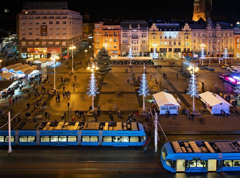 Chrismas in Zagreb