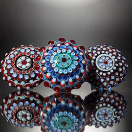 Handmade Glass Beads - Dora Schubert • Beadchatter •