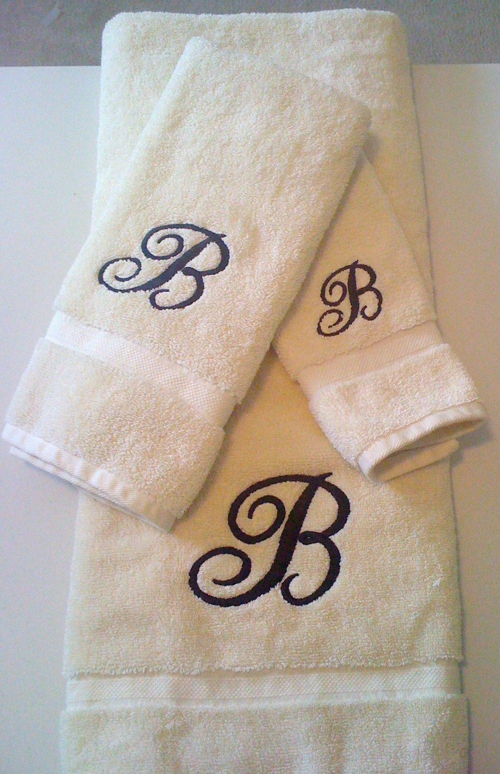 Extreme Home Makeover Bathroom Towels