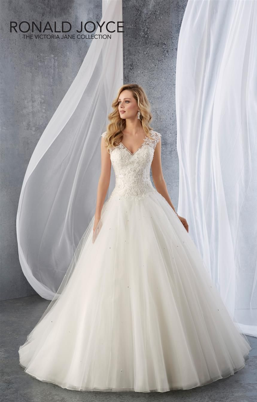 We Love The Gorgeous 18065 Jordan Gown A Tulle Ballgown With Beaded Back Necklace