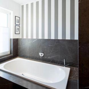 Amazing Wnde Streichen Oder Tapezieren Ideen Und With Badezimmer