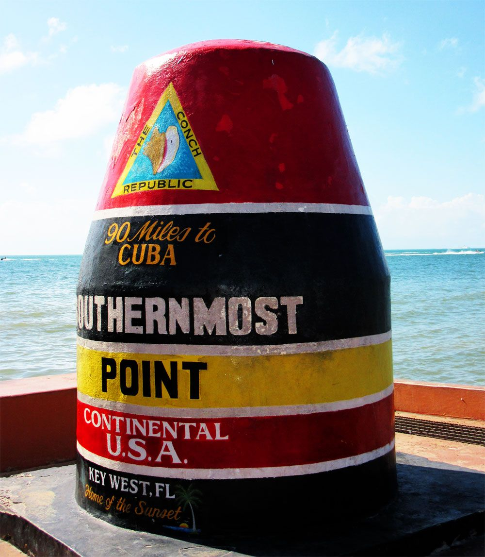 Key West: Southernmost Point