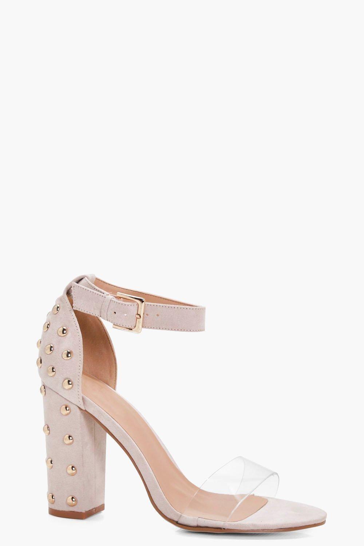 Alice Stud Detail Heel 2 Parts JMXlf