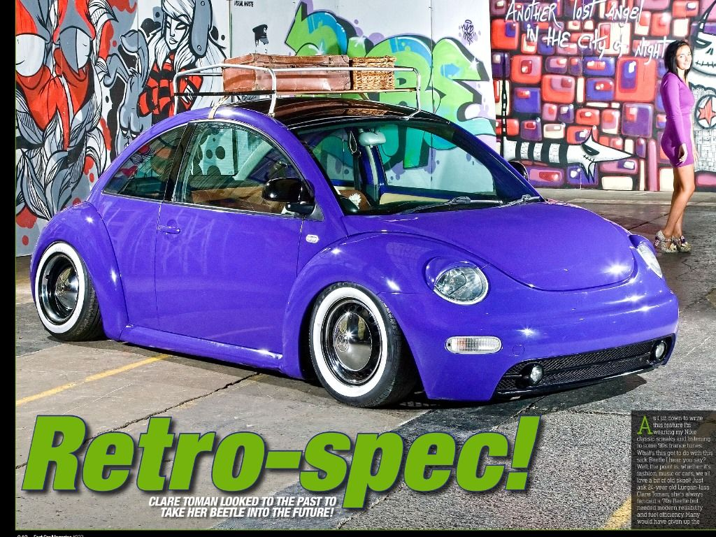 purple and air - New Beetle Owners Club