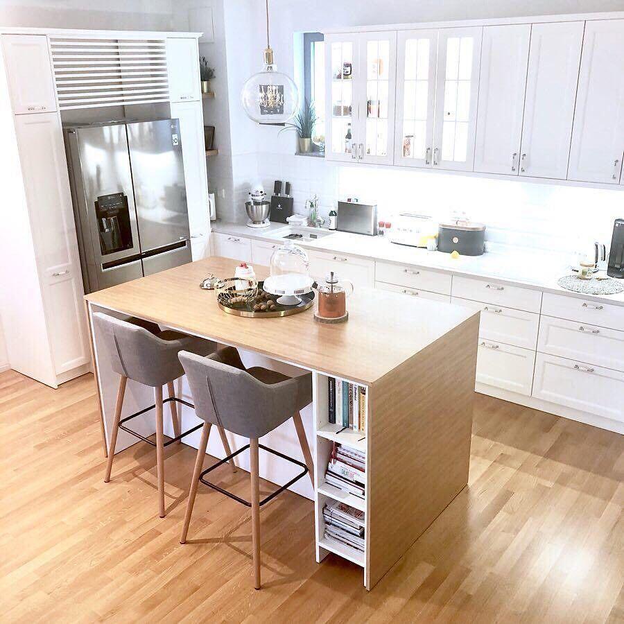 Wyspa Kuchenna Kitchen Sweet Home Home Decor