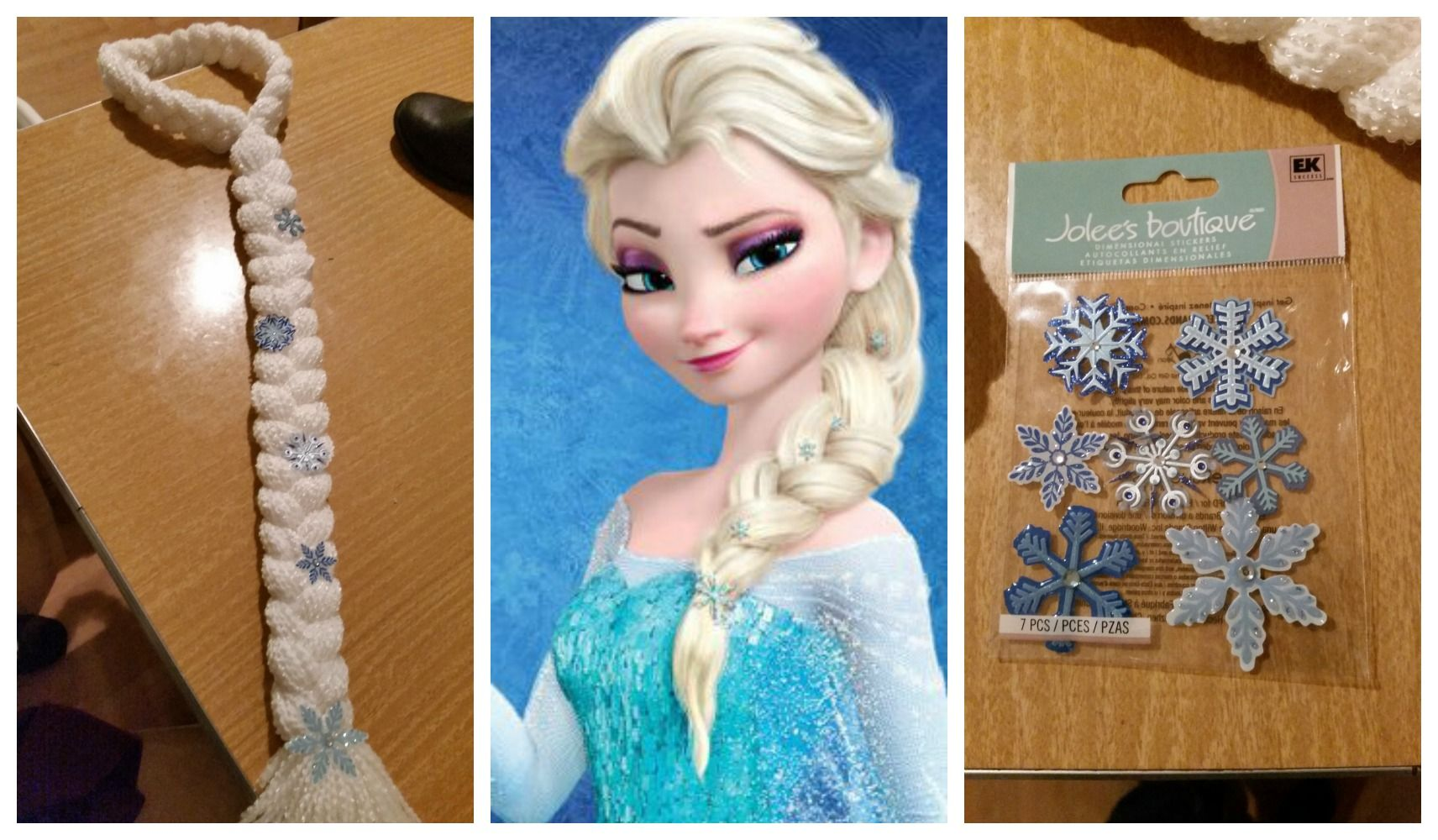 How to DIY your own Frozen Elsa Hair Crown Braid  sc 1 st  Pinterest & How to DIY your own Frozen Elsa Hair Crown Braid | Crafts ...