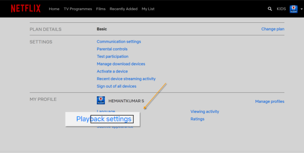 How to stop Netflix app from autoplaying Episodes