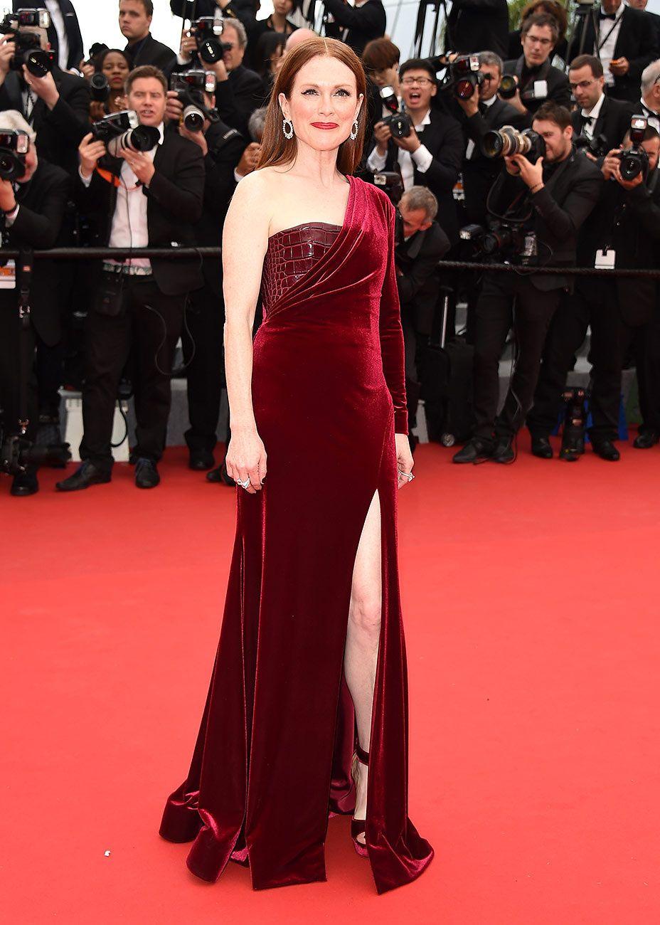 Julianne Moore en Givenchy Couture