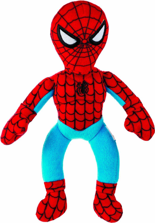 Spiderman Plush Figure Pet Dog Toy Dog Toys Pet Dogs Pets
