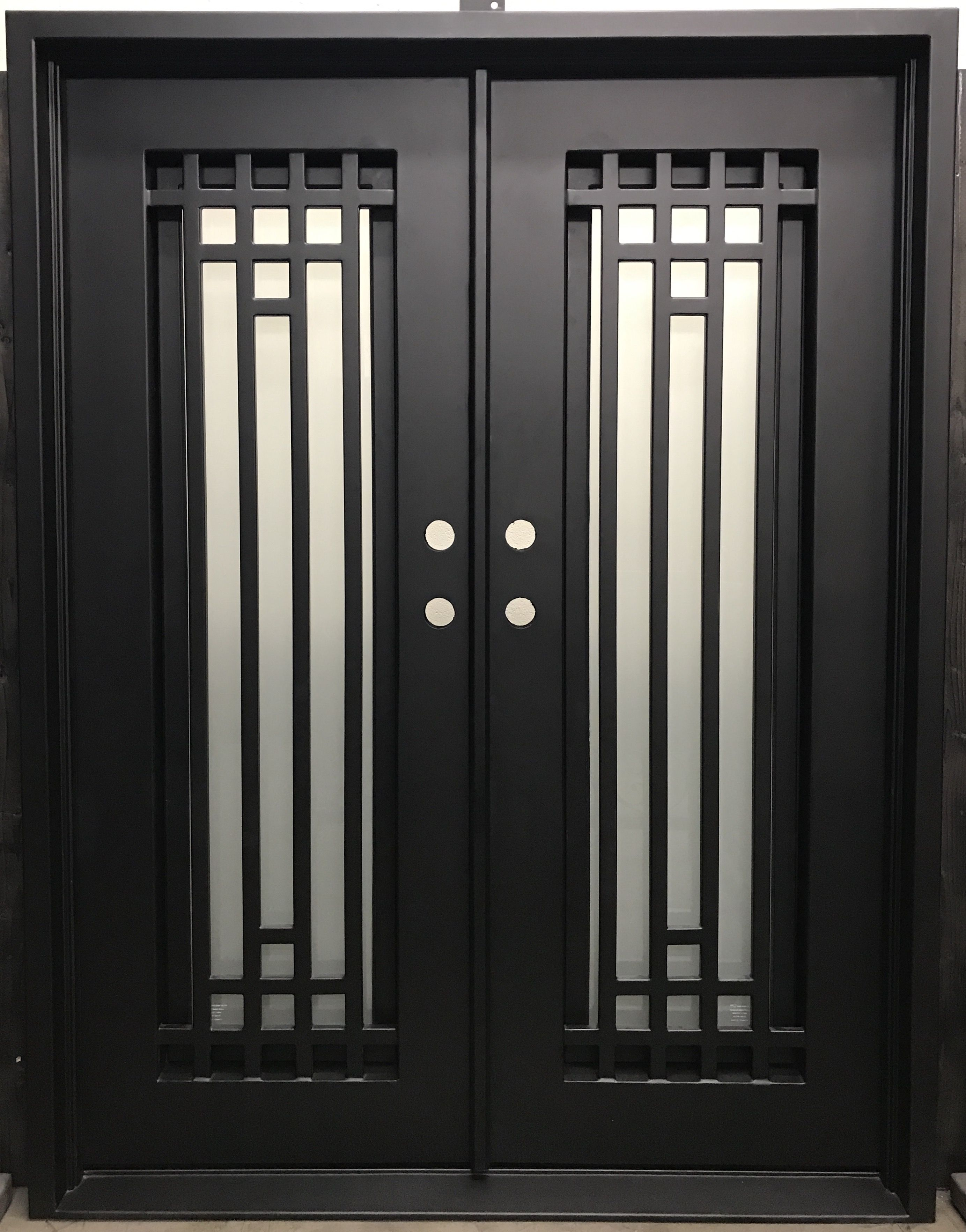 Modern Iron Doors Ideas To Make Your Entrance Look Beautiful Con