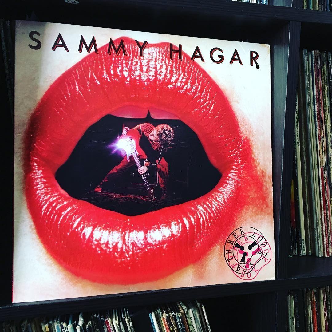 Https Www Instagram Com Chasedisgrace Nowspinning Sammy Hagar Three Lock Box Vinyloftheday Recordoftheday With Images Vinyl Instagram Posts Vinyl Records