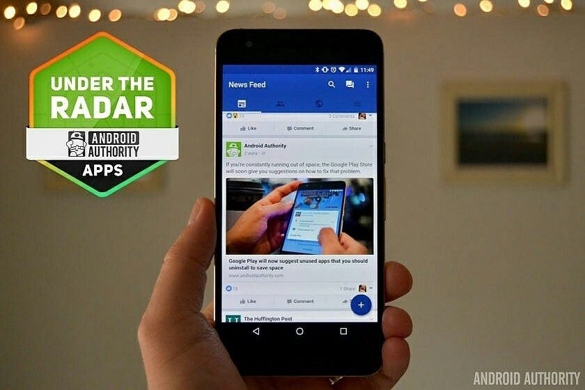 Under the Radar Apps: Swipe for Facebook #ninplay #mobileapps http://ow.ly/B9xw3012vQG