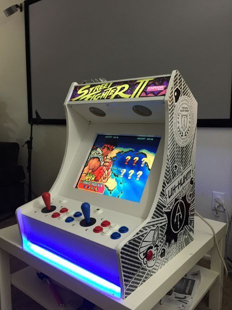 Bartop Arcade Supreme Ultimate Arcade Machine Arcade Machine