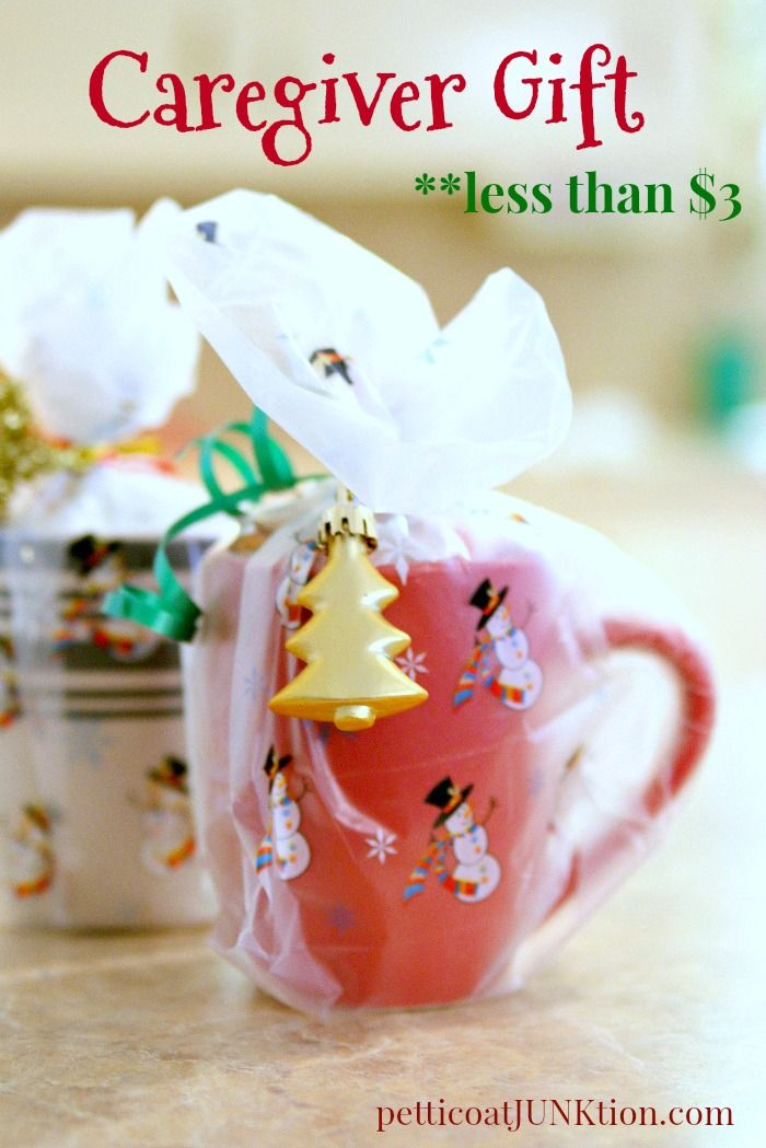 Inexpensive Easy To Make Nursing Home Staff Gifts Staff Gifts