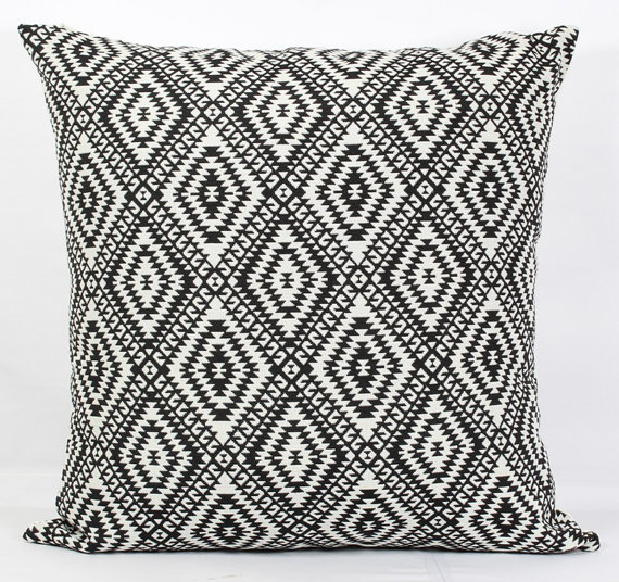 Black Pillow Cover 40x40 Throw Pillows Black And White Throw Custom Pillow Case Covers For Throw Pillows