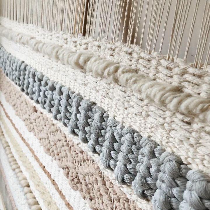 Photo of Weaving tutorial, super easy
