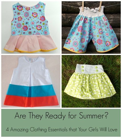 Free sewing patterns for kids clothing to download online - FREE ...