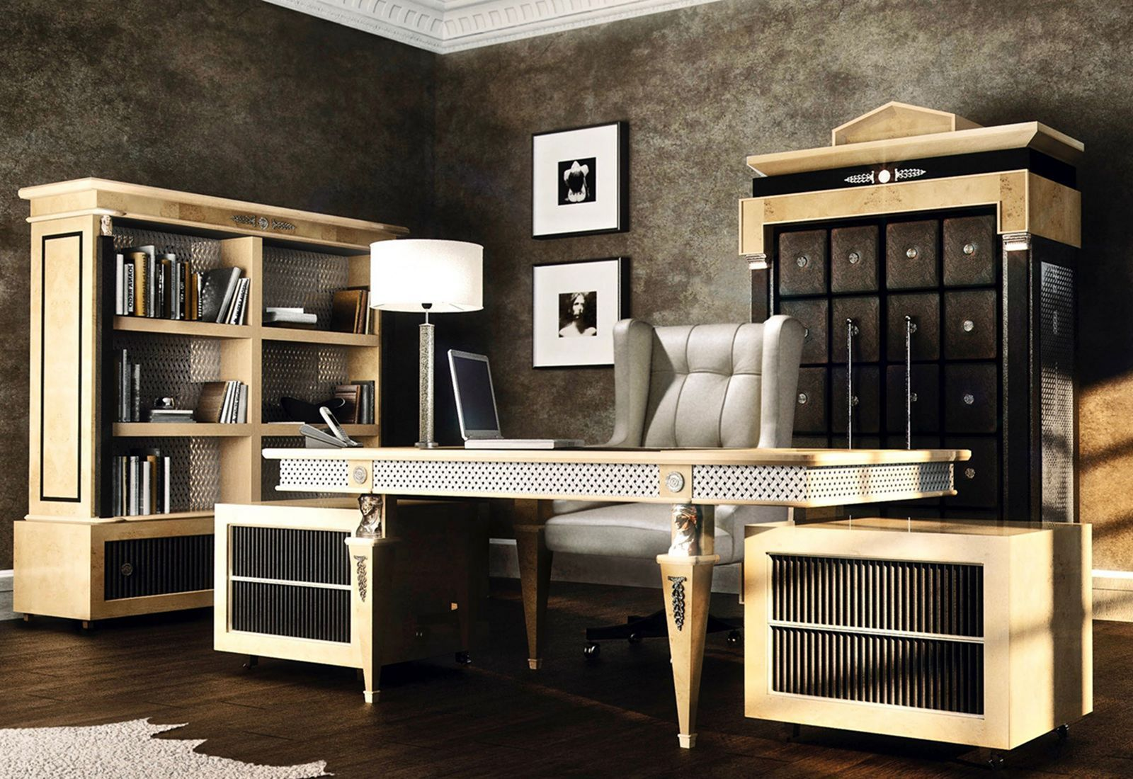 20 Luxury Home Office Design For Cozy Work Place Luxury Office