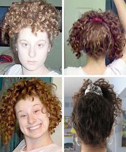 9 Ways To Sleep With Curls Curly Hair Tips Wavy Hair Overnight Sleep Hairstyles