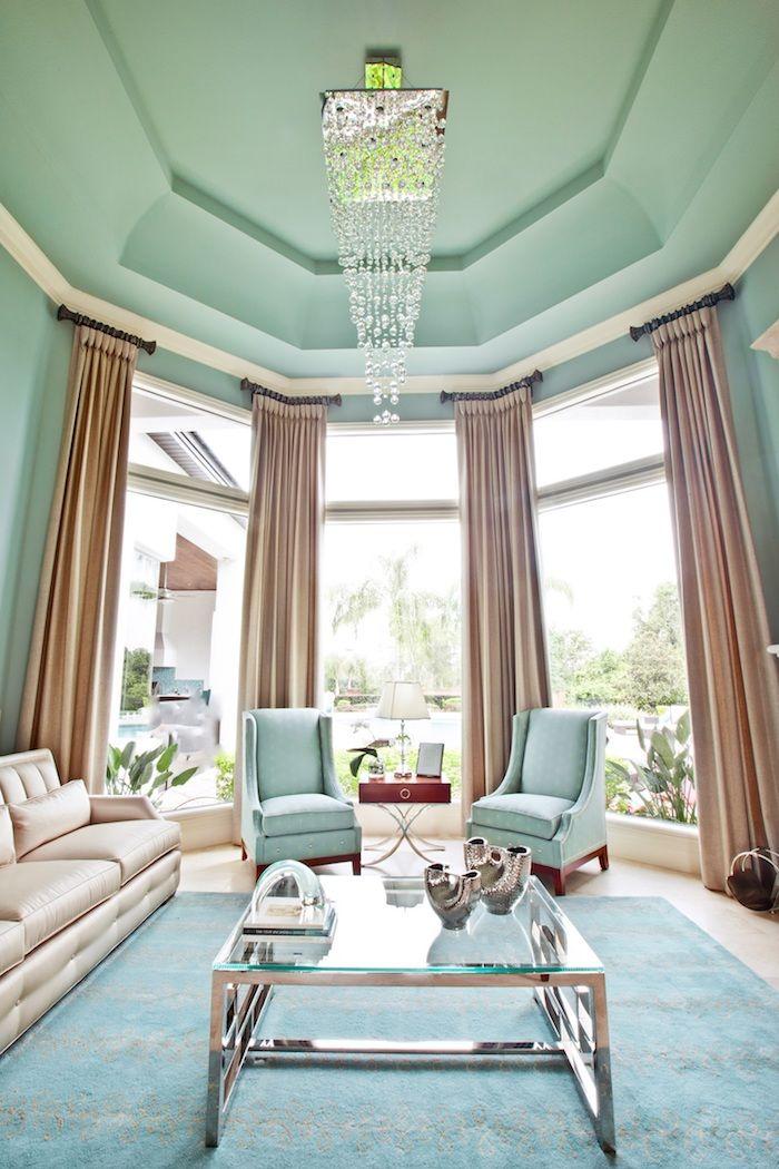 ▷ 1001 + Ideen für Wohnzimmer Wandfarbe 2018 | Pinterest ...