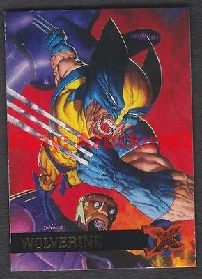 marvel comics 95 fleer ultra