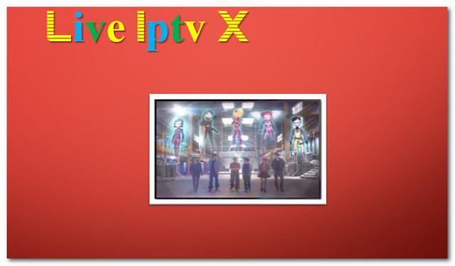 Kodi Code Lyoko Evolution tv shows addon - Download Code
