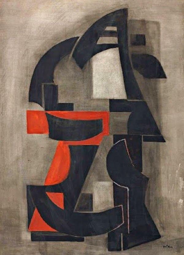 Toon Kelder ~ Dutch artist, 1894-1973 in 2019 | Abstract | Dutch