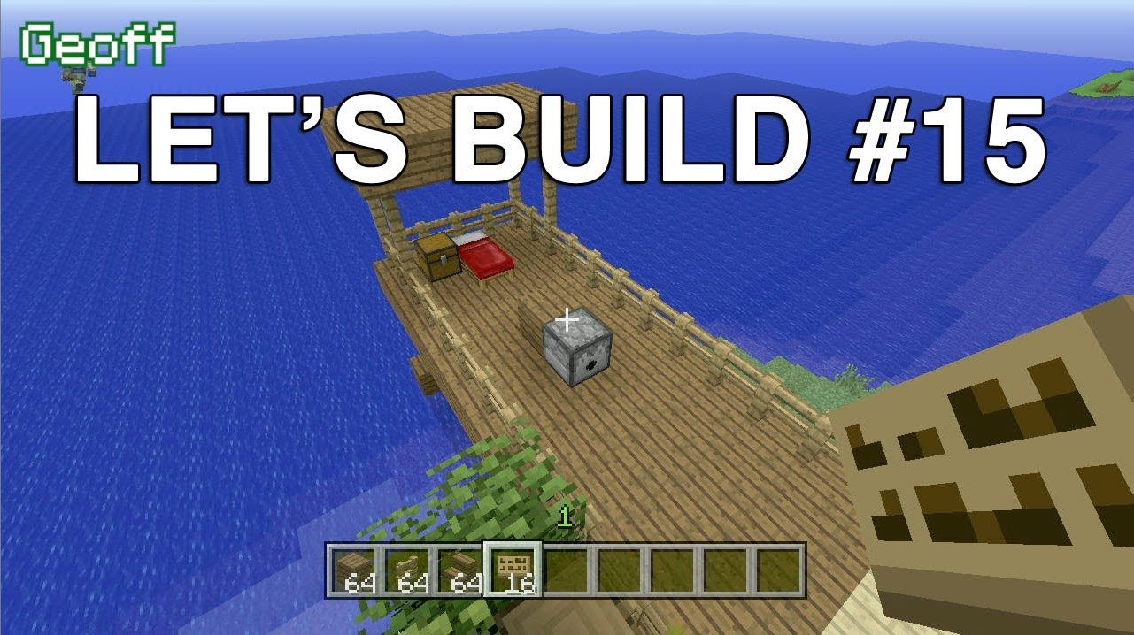 Lets build in minecraft lets build wolf spa