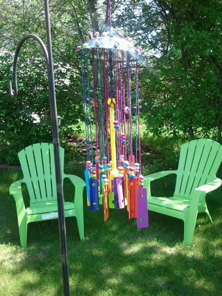Xylophone Wind Chimes