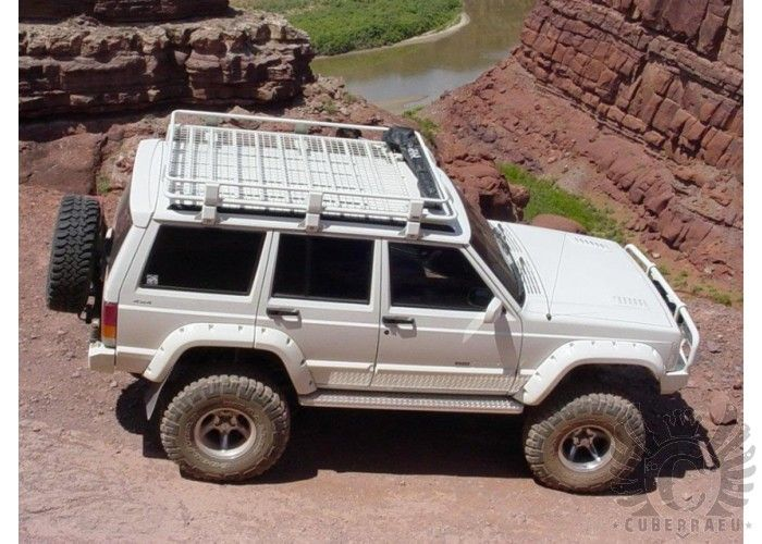 Jeep Cherokee Xj Wide Arches Arch Extensions Fender Flares
