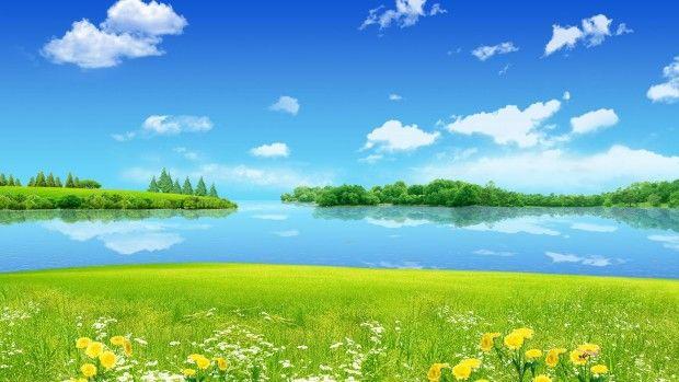 Summer Desktop Wallpaper Background Hd Hd Nature Wallpapers Beautiful Nature Wallpaper Nature Desktop