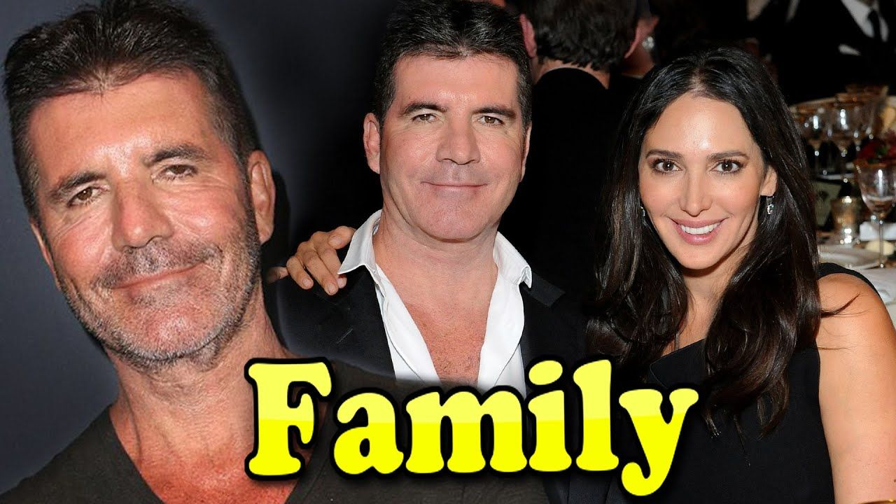 Simon Cowell Family With Son And Girlfriend Lauren Silverman 2020 In 2020 Simon Cowell Family Simon Phillips Simon Cowell